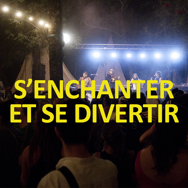 s enchanter en Ardèche